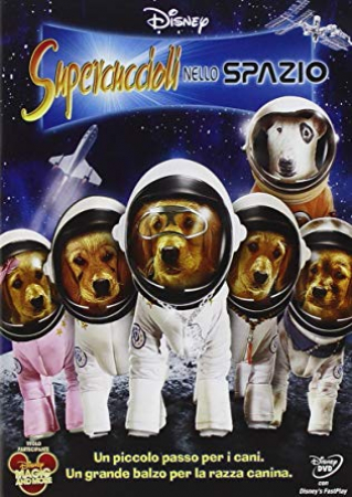 Supercuccioli nello spazio