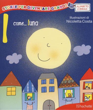 L come... Luna