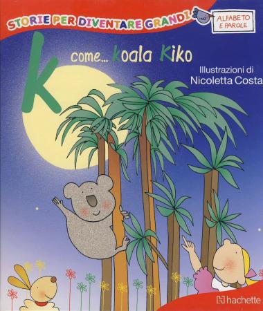 K come... Koala Kiko