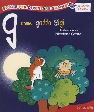 G come... Gatto Gigi