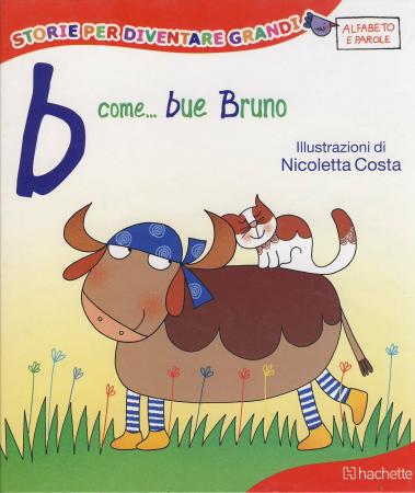 B come... Bue Bruno