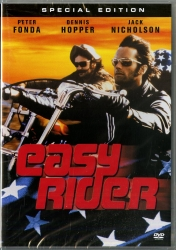 Easy rider [DVD] / directed by Dennis Hopper ; written by Peter Fonda, Dennis Hopper, Terry Southern