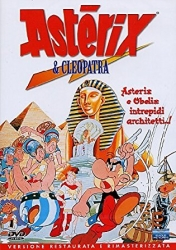 Asterix & Cleopatra [DVD] : Asterix e Obelix intrepidi architetti!