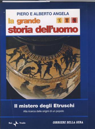 Il mistero degli Etruschi