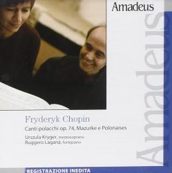 Canti polacchi op. 74, Mazurke e Polonaises [Audioregistrazione]