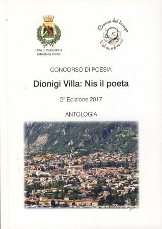Concorso di Poesia Dionigi Villa: Nis il poeta 2. edizione