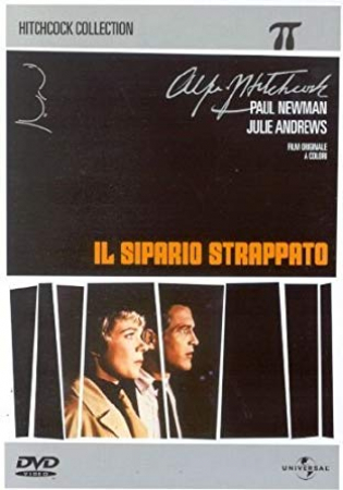 Il sipario strappato [DVD] / directed by Alfred Hitchcock ; music by John Addison ; written by Brian Moore