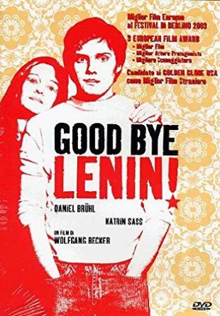 Good bye Lenin! [DVD] / un film di Wolfgang Becker ; musica Yann Tiersen ; sceneggiatura Bernd Lichtenberg e Wolfgang Becker