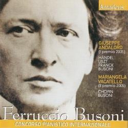Concorso pianistico internazionale Ferruccio Busoni, 2005 [Audioregistrazione] [: 55. edizione]