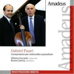 Composizioni per violoncello e pianoforte [Audioregistrazione]
