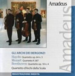 Quartetti per archi [Audioregistrazione]
