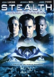 Stealth [DVD] : arma suprema / directed by Rob Cohen ; music by BT ; written by W. D. Richter