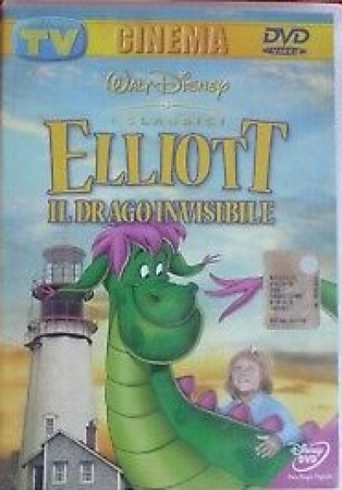 Elliott, il drago invisibile