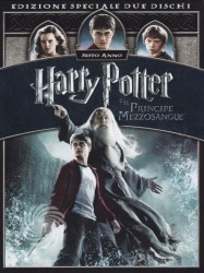 <Harry Potter e il principe mezzosangue> Contenuti speciali [DVD]
