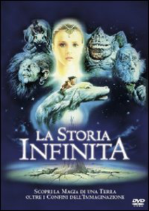 La storia infinita [DVD] / directed by Wolfgang Petersen ; music by Klaus Doldinger and Giorgio Moroder ; screenplay by Wolgang Petersen and Herman Weigel
