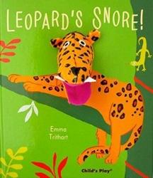 Leopard's snore!