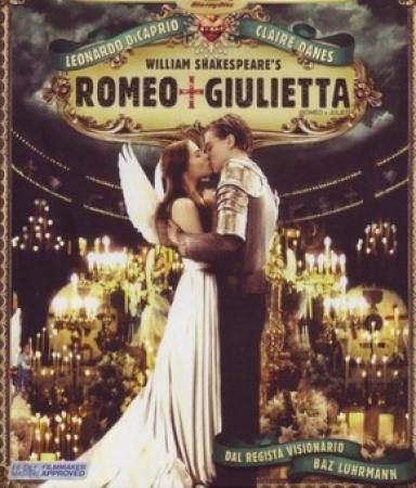 Romeo + Giulietta [di William Shakespeare] / regia di Baz Luhrmann ; musica di Nellee Hopper ; sceneggiatura di Craig Pearce and Baz Luhrmann