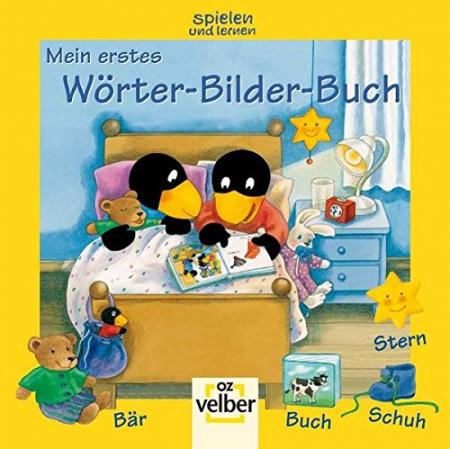 Wörter-Bilder-Buch