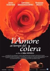 L'amore ai tempi del colera [DVD] / un film di Mike Newell ; musiche di Antonio Pinto ; tratto dal romanzo di Gabriel Garcia Marquez ; sceneggiatura di Ronald Harwood