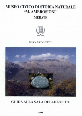 Guida alla sala delle rocce / Bernardo Ticli