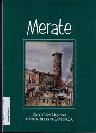 Merate / a cura della classe 5. del Liceo linguistico, Anno scolastico 1996-97
