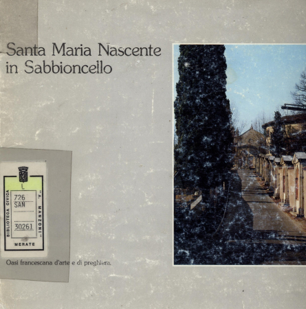 Santa Maria nascente in Sabbioncello