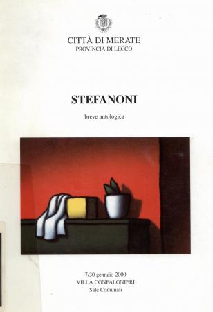 Stefanoni : breve antologica