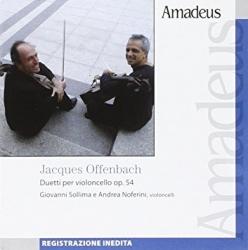 Duetti per violoncello op. 54 [Audioregistrazione]