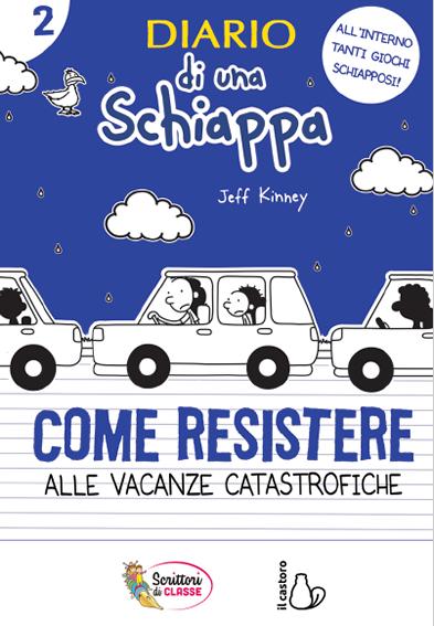 Diario di una schiappa. 2.: Come resistere alle vacanze catastrofiche