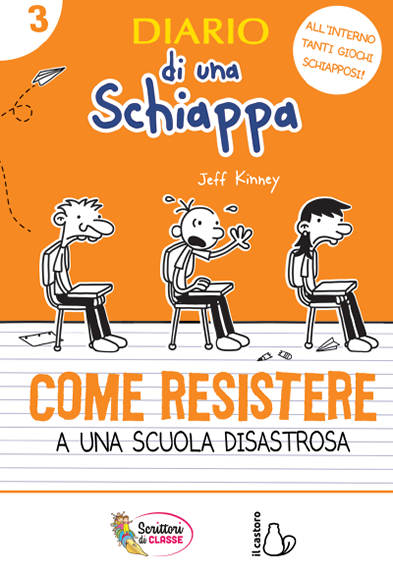 Diario di una schiappa. 3.: Come resistere a una scuola disastrosa