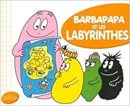 Barbapapa et les labyrinthes