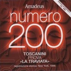 Toscanini prova La traviata [Audioregistrazione] / [di Giuseppe Verdi ; interpreti: Licia Albanese ... et al. ; NBC Symphony Chorus & Orchestra ; Arturo Toscanini, direttore]