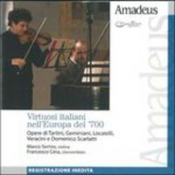 Virtuosi italiani nell'Europa del '700 [Audioregistrazione]