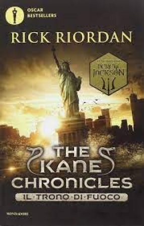 The kane chronicles. 2.: Il trono di fuoco