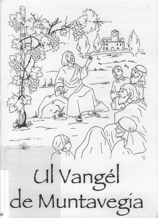Ul Vangel de Muntavegia