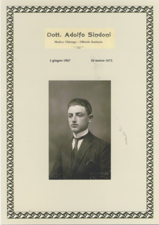 Dott. Adolfo Sindoni