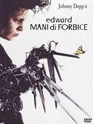 Edward mani di forbice [DVD] / regia di Tim Burton ; musiche di Danny Elfaman; storia di Tim Burton e Caroline Thompson ; sceneggiatura  di Caroline Thompson